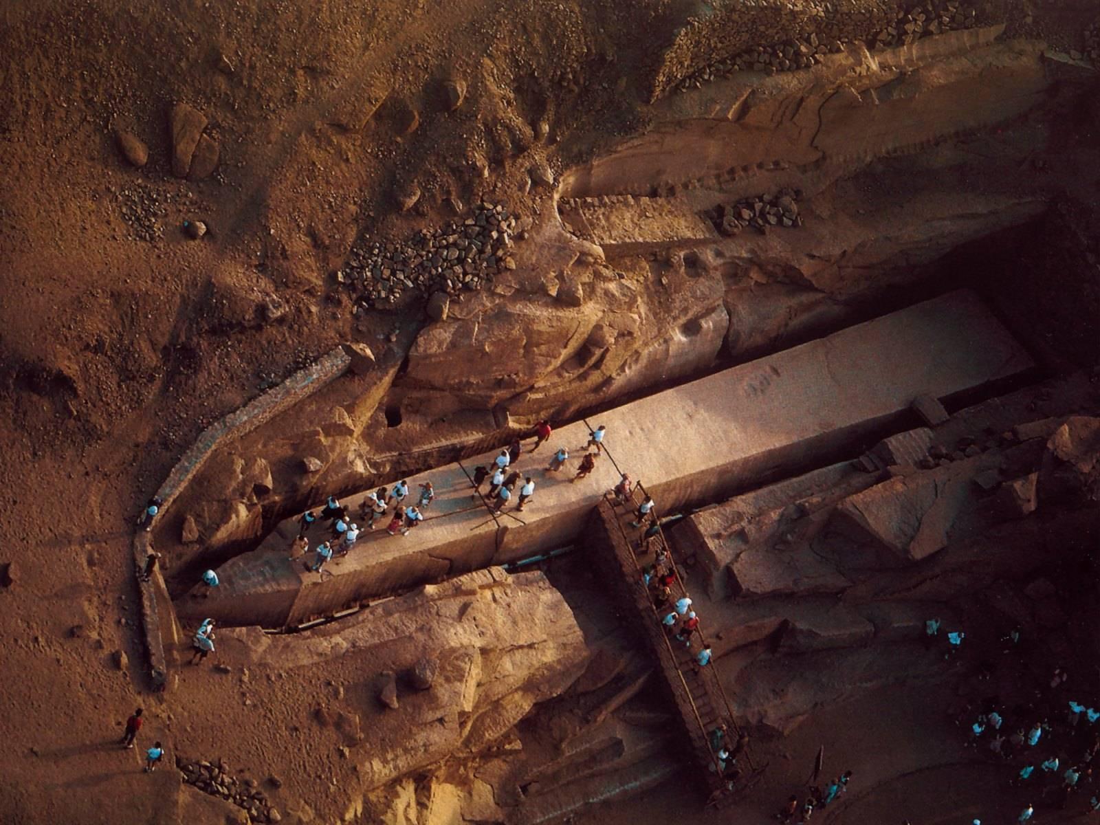 Археологические находки, о которых не пишут в учебниках.