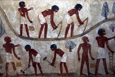 La Symbolique Des Couleurs En Egypte Ancienne Ressources