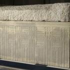 Le sarcophage d'Abou Roach