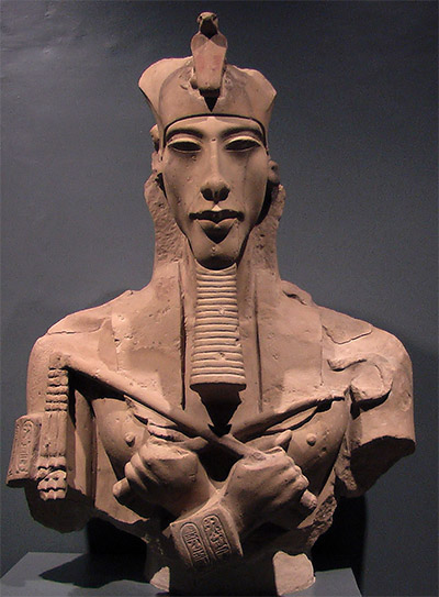 Amenhotep-IV-Akhenaton