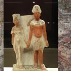 Aménophis IV et Néfertiti