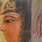 Sethi 1er et la déesse Hathor