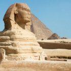 Le Sphinx monte la garde